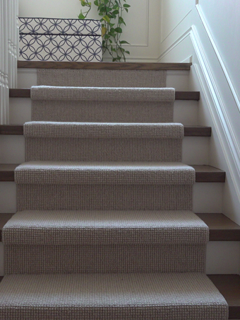 Carpeted Stair Cleaning Toronto