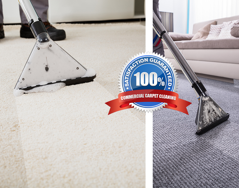 Zero-Residue Deep Carpet Cleaning